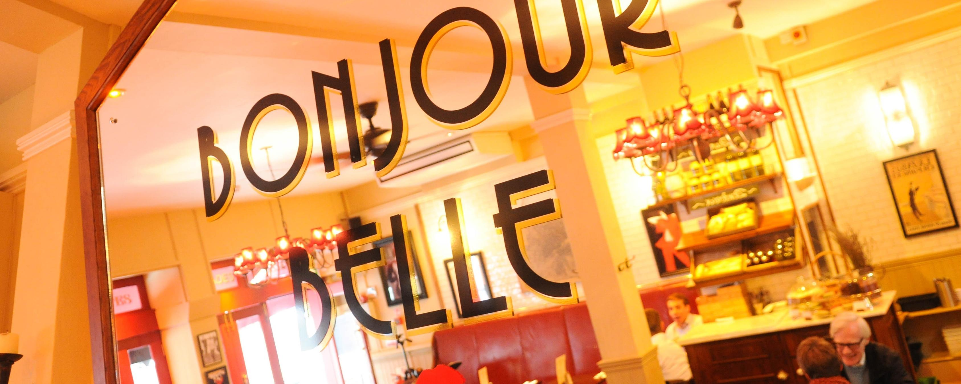 Café Rouge Southgate Brand Cover