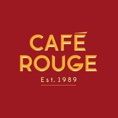 Café Rouge Greenwich logo