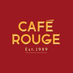 Café Rouge The O2 logo