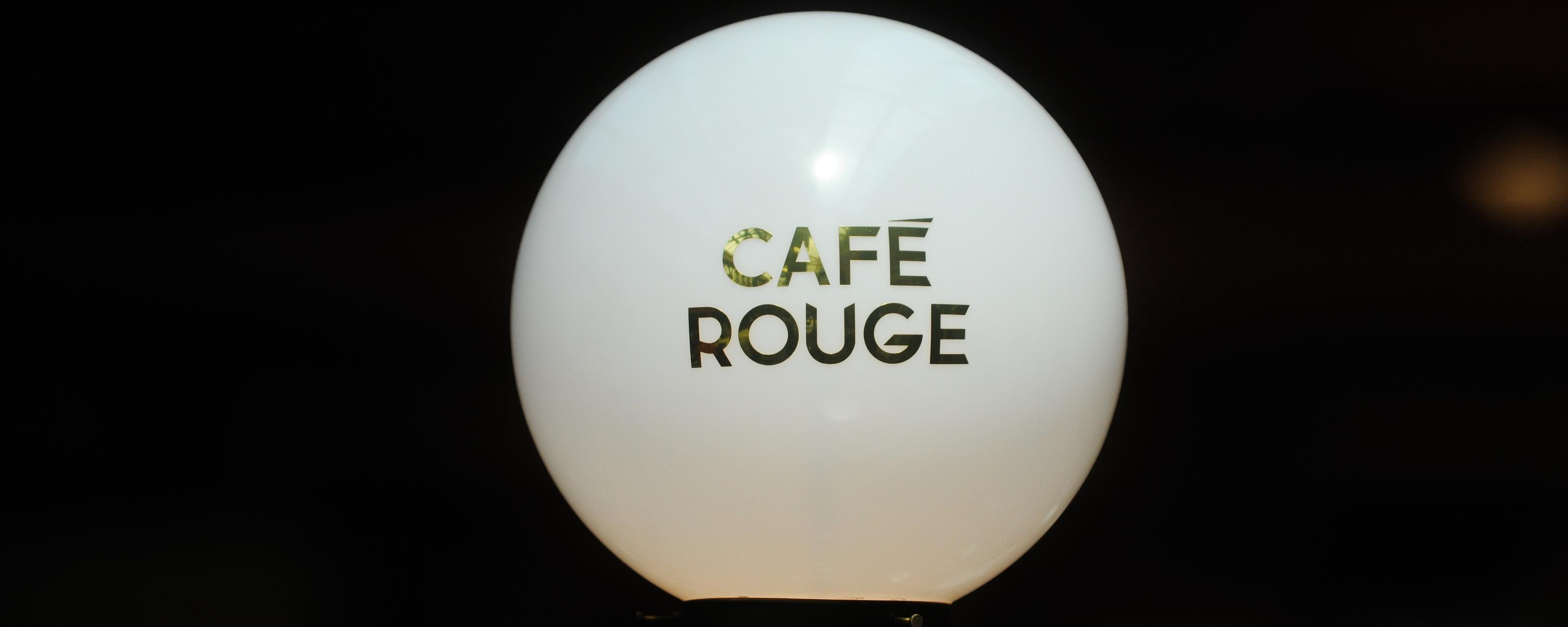 Café Rouge Windsor Brand Cover