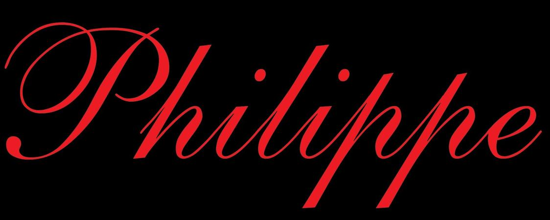 Philippe | By Philippe Chow