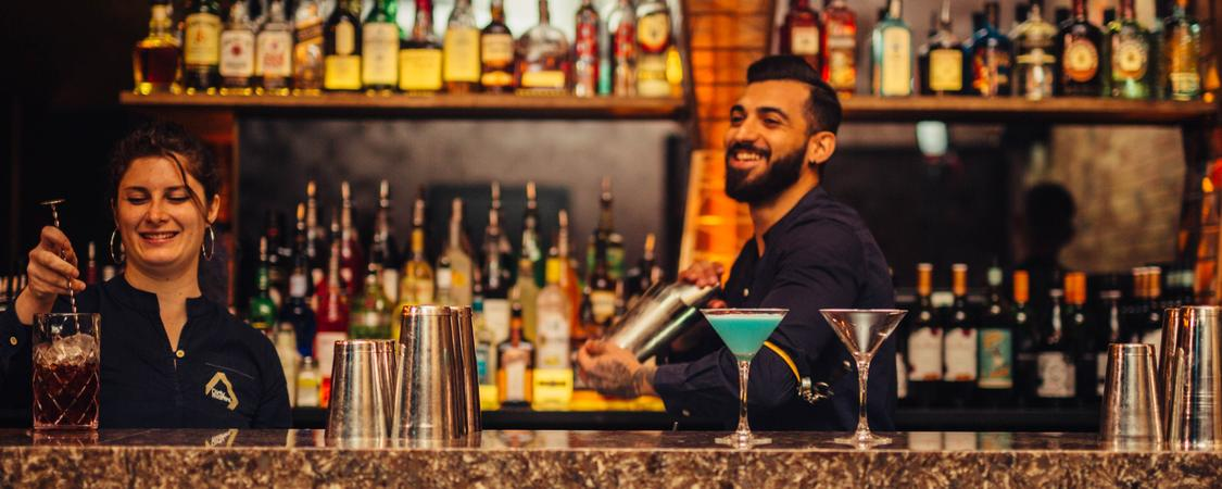 Dirty Martini Covent Garden