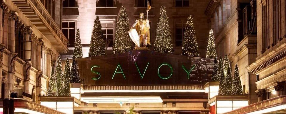 The Savoy - In Room Dining