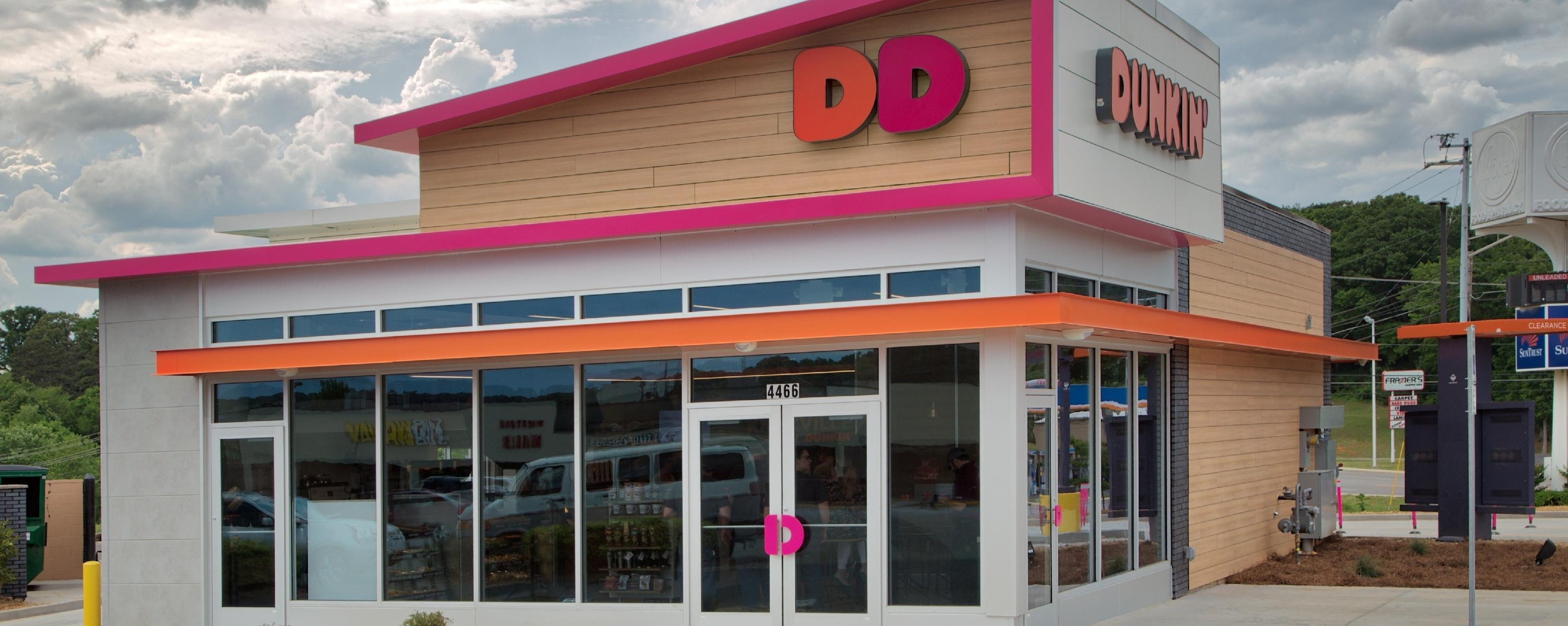 Dunkin' Brand Cover