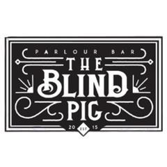 The Blind Pig logo
