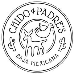 Chido and Padres logo