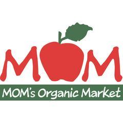 MOM's Organic Market ARLINGTON logo