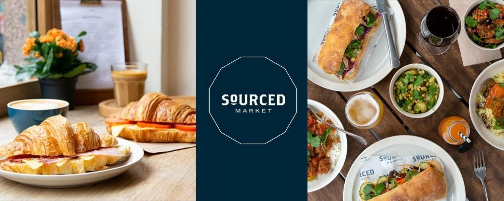 Sourced Market - St Pancras Brand Cover