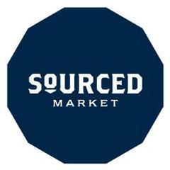 Sourced Market - St Pancras logo