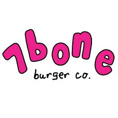7 Bone Burger Co  logo