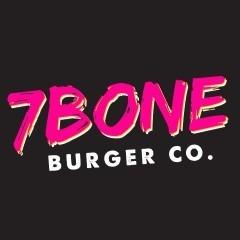 7 Bone Burger Co - Reading logo