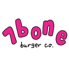 7 Bone Burger Co - Eastbourne logo