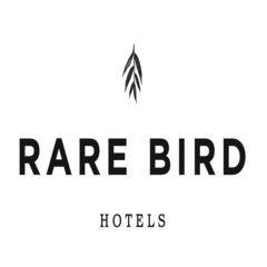 Rare Bird Hotels  logo