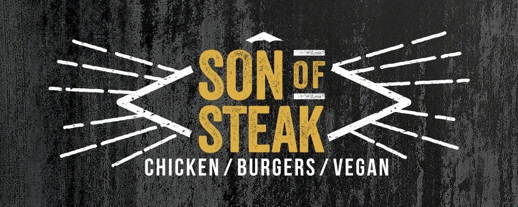 Son of Steak - Cheltenham Brand Cover