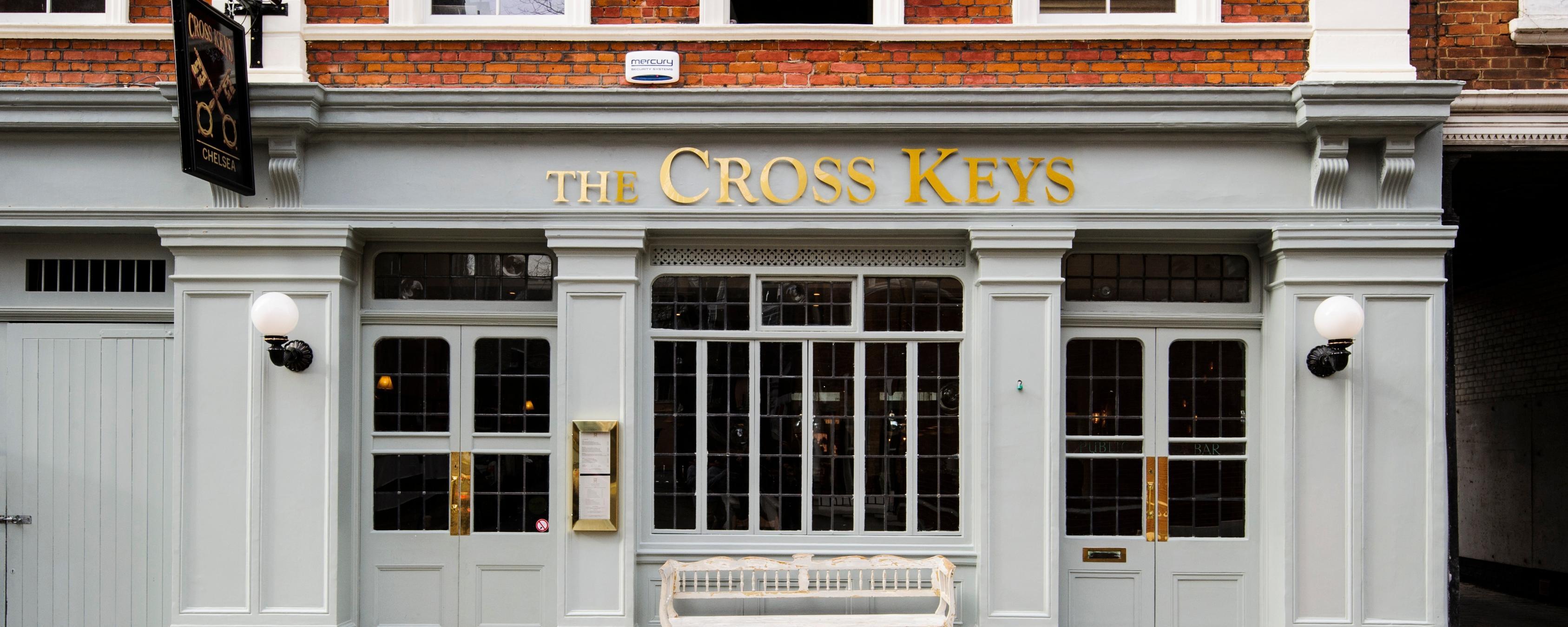 The Cross Keys Brand Cover