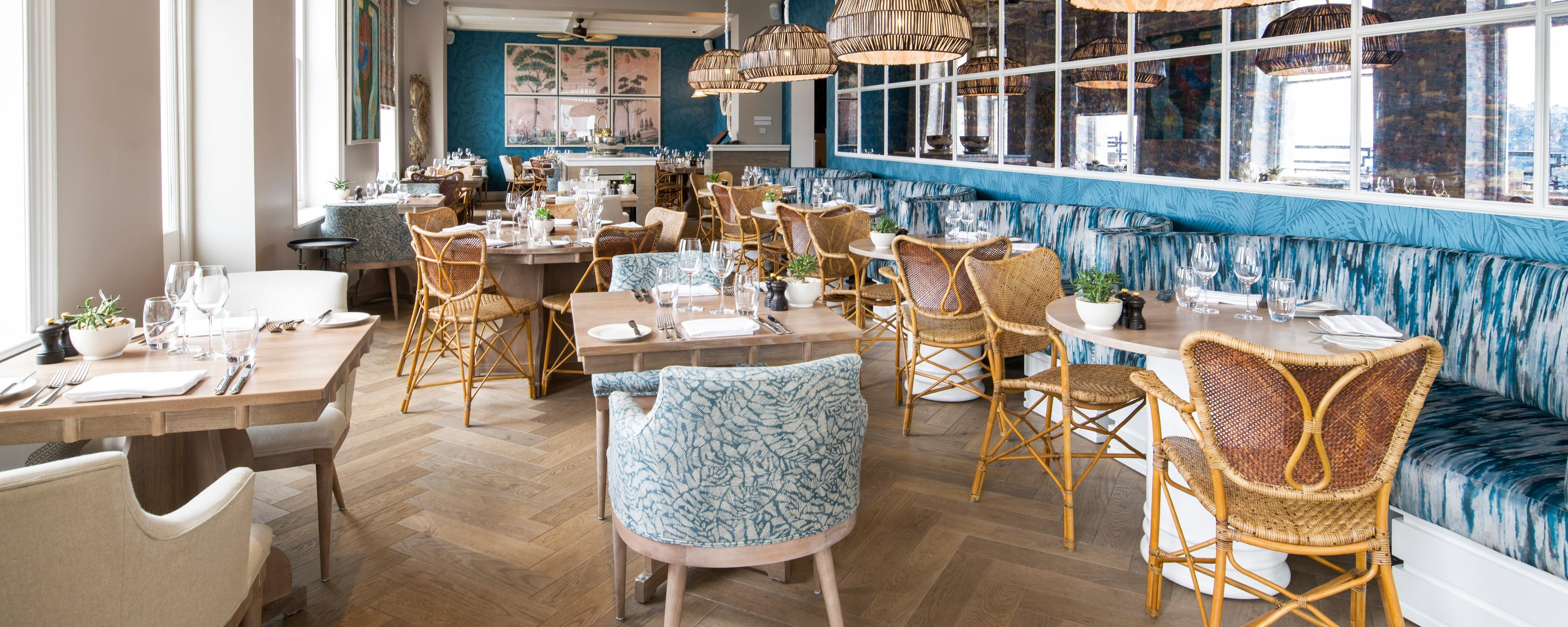 Fowey Harbour Hotel-Food and Beverage Brand Cover
