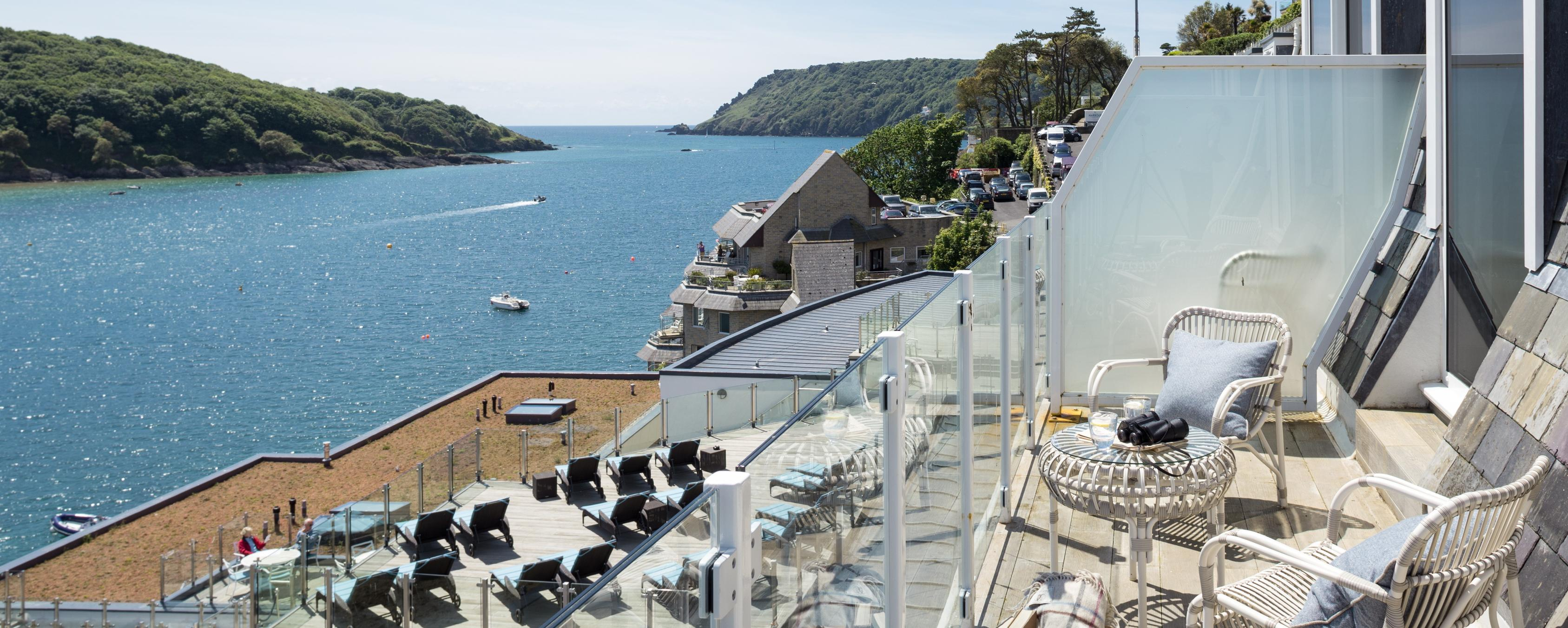 Salcombe Harbour Hotel Brand Cover