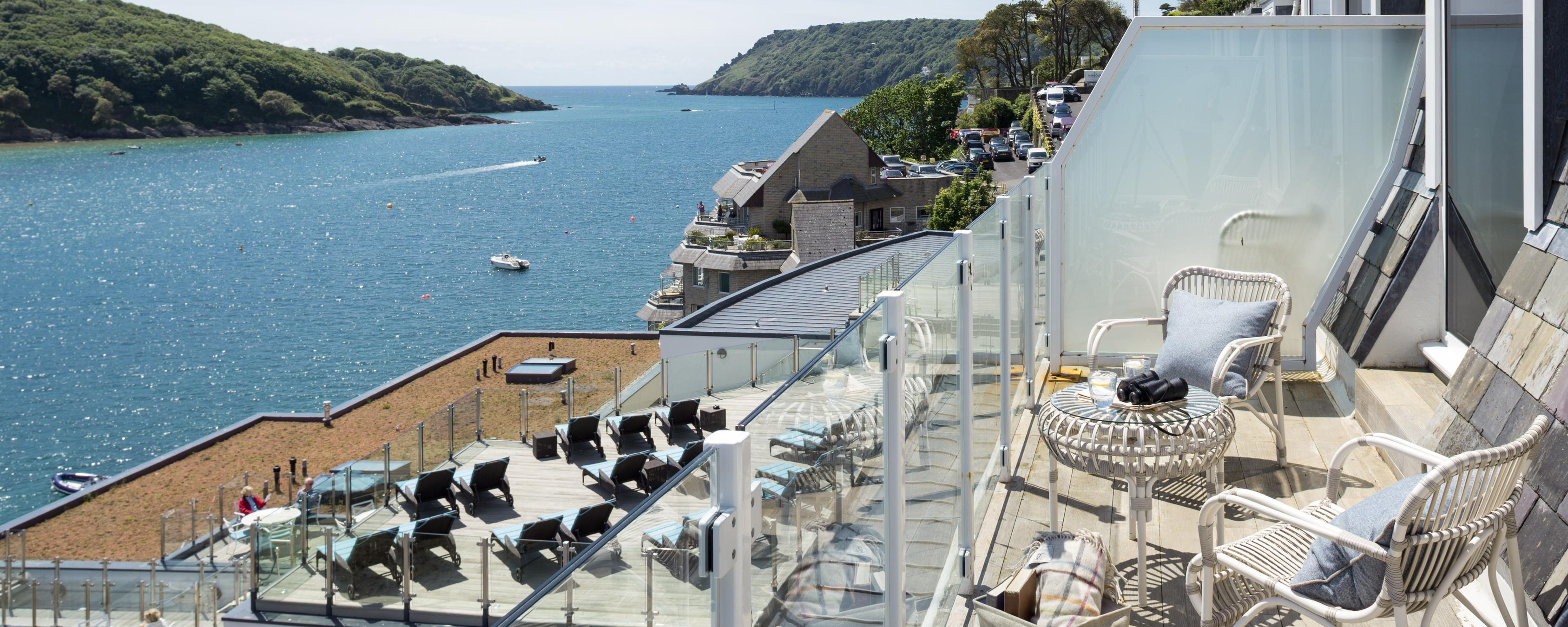 Salcombe Harbour Hotel- Kitchen Brand Cover