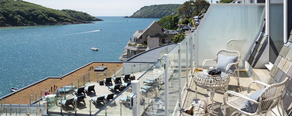 Salcombe Harbour Hotel- Front Office Brand Cover