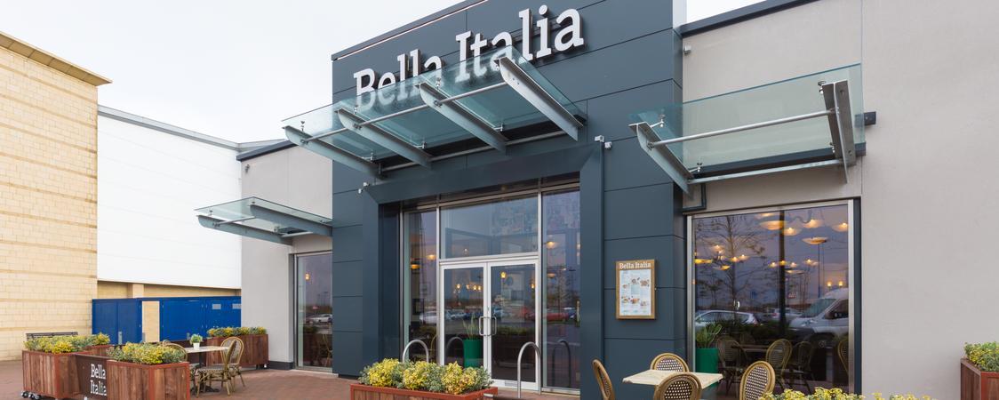 Bella Italia Dunfermline