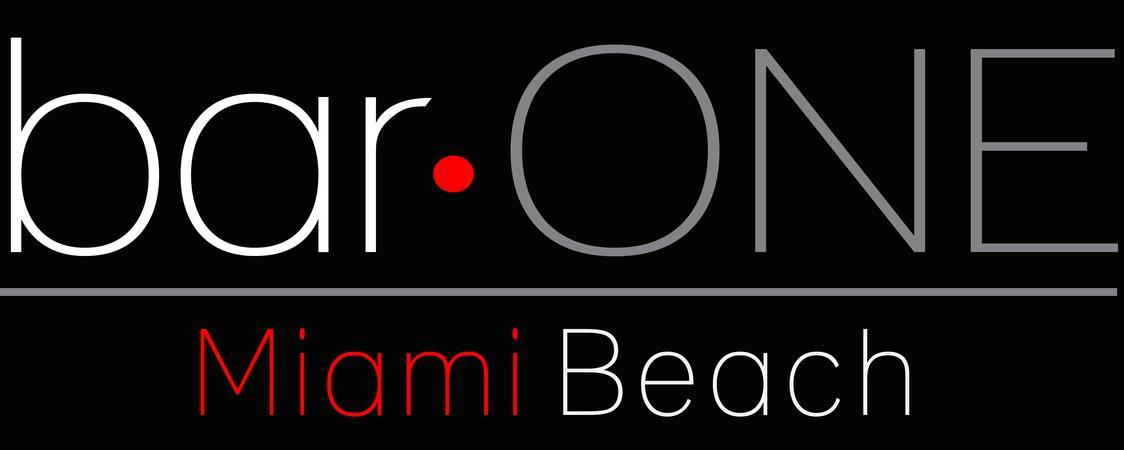 Bar One South Beach