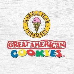Great American Cookies & Marble Slab Creamery - Alexandria logo