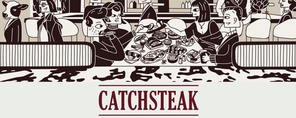 Catch Steak Brand Cover