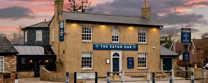 The Eaton Oak Brand Cover