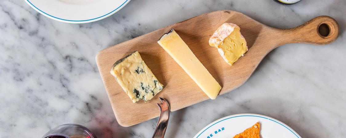 The Cheese Barge - Paddington