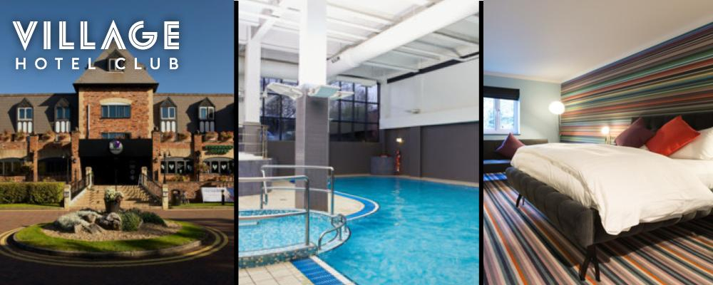 Village Hotels - Wirral - Leisure / Spa Brand Cover