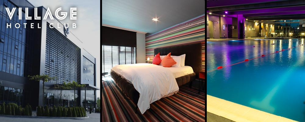 Village Hotels - London Watford - Reception / Nights Brand Cover