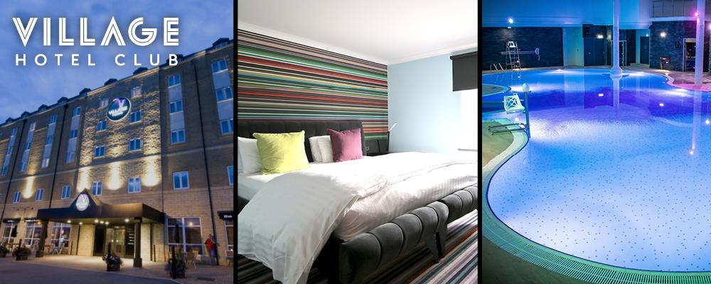 Village Hotels - Bournemouth -  Leisure / Spa