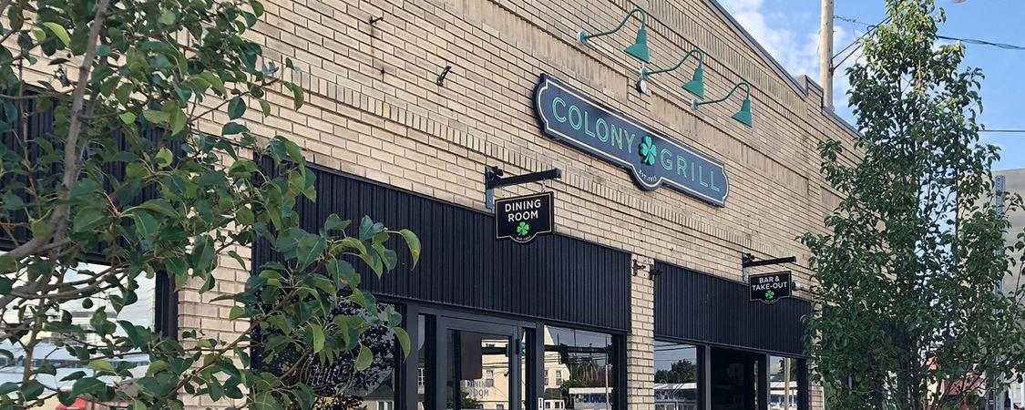 Colony Grill - Stamford