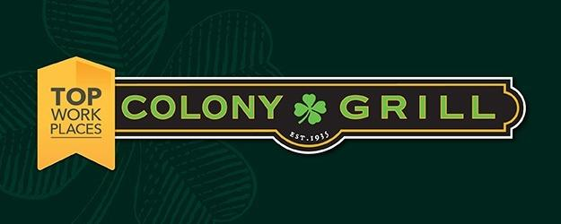 Colony Grill - Stamford Brand Cover