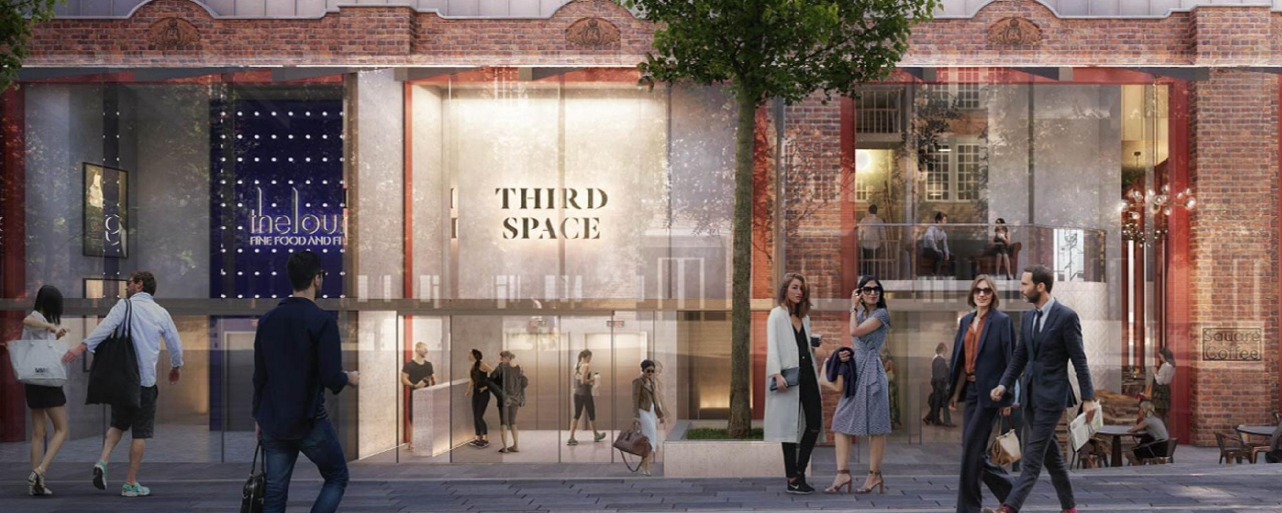 Third Space - Marketing Brand Cover