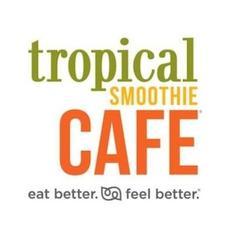 Tropical Smoothie Cafe - FL-051 (County Road) logo