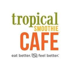 Tropical Smoothie Cafe - OK-012 (Yukon) logo
