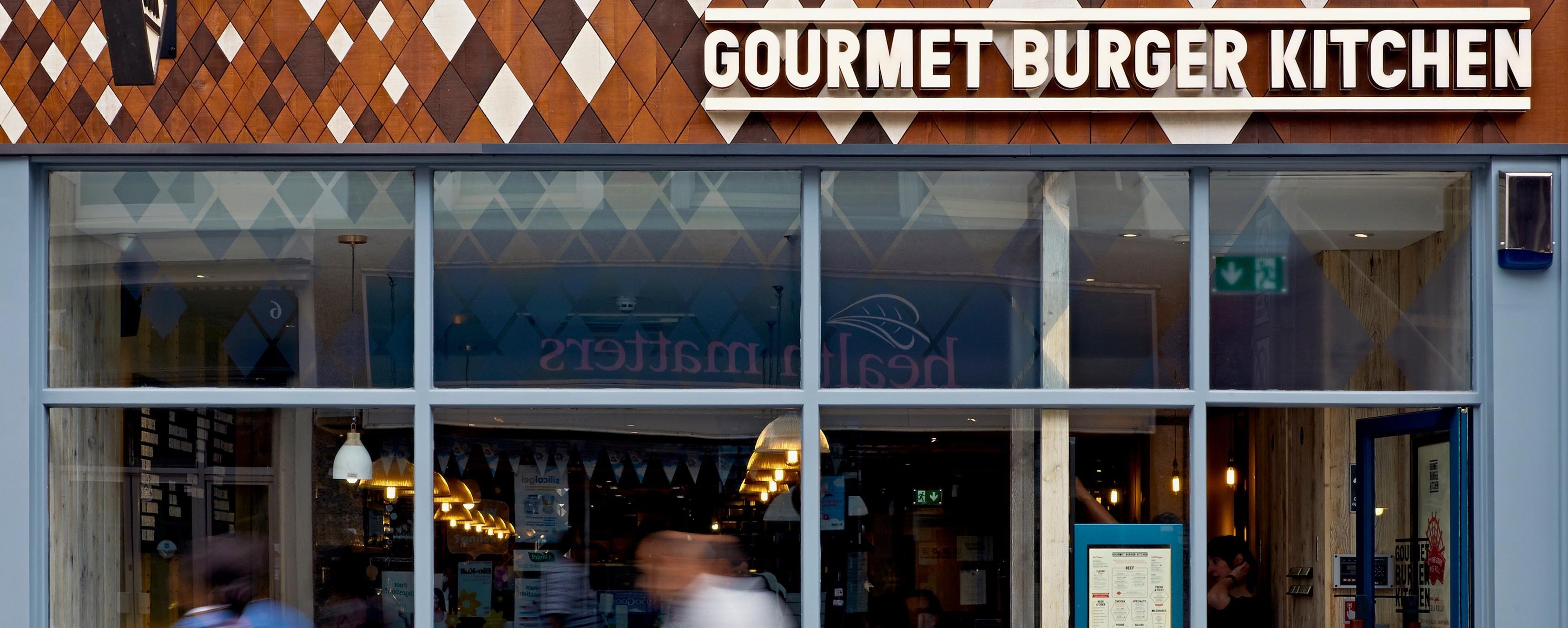 Gourmet Burger Kitchen Brand Cover