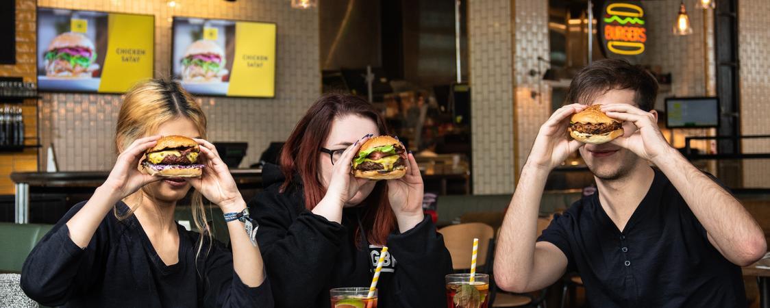 Gourmet Burger Kitchen