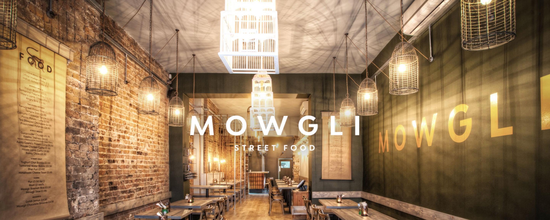 Mowgli - Liverpool Water Street Brand Cover