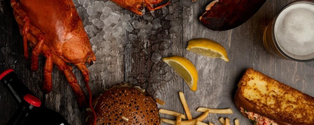 Burger & Lobster Brand Cover