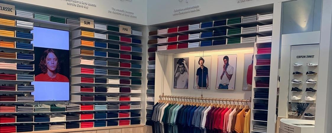 LACOSTE BEVERLY HILLS