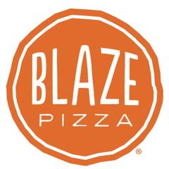 Blaze Pizza - Belmont logo