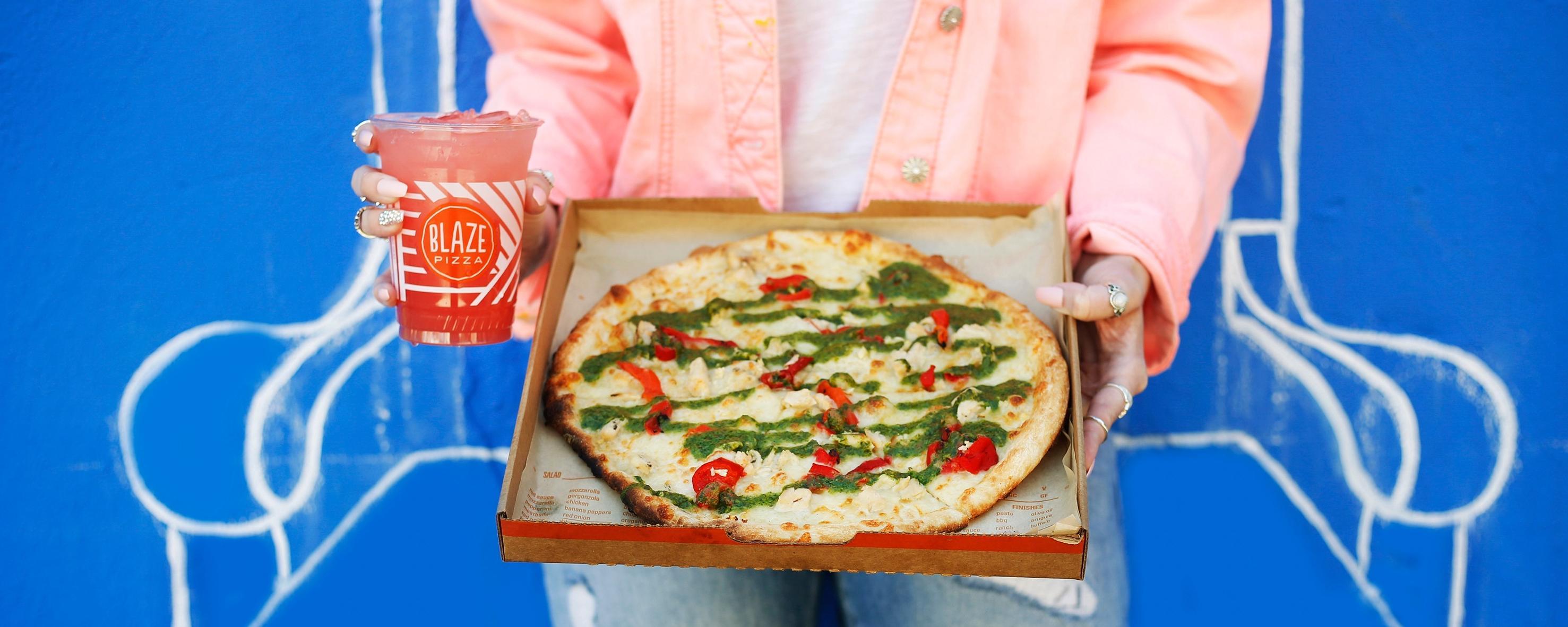 Blaze Pizza - Niles Brand Cover