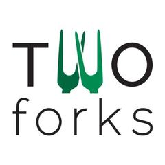 Two Forks NYC logo
