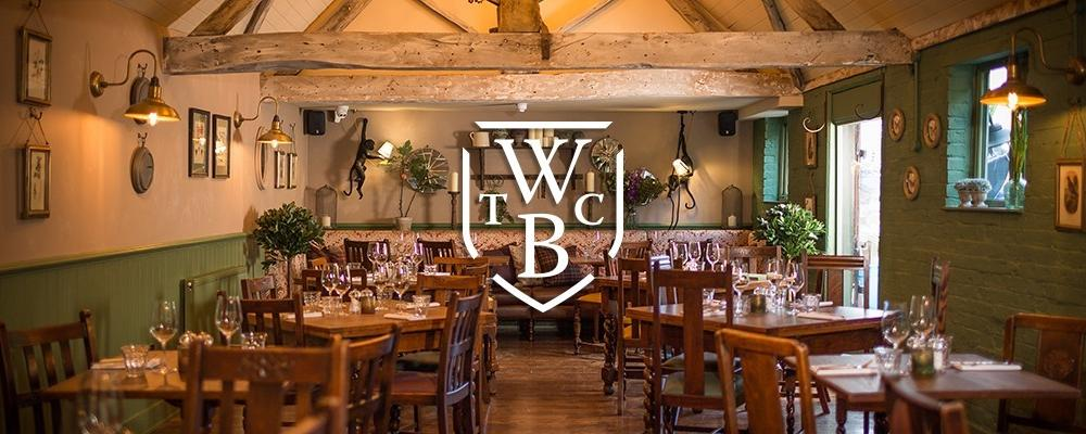 The White Brasserie Company - The Queens Head Weybridge Brand Cover