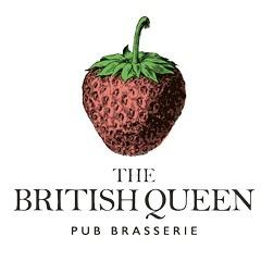 The White Brasserie Company - The British Queen Locksbottom logo