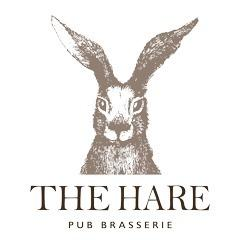 The Hare Old Redding logo