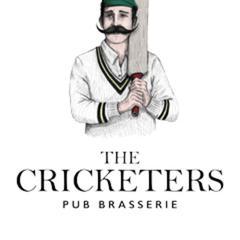 The Cricketers Cobham logo