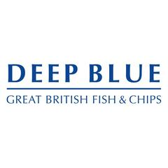 Deep Blue - Baldock logo